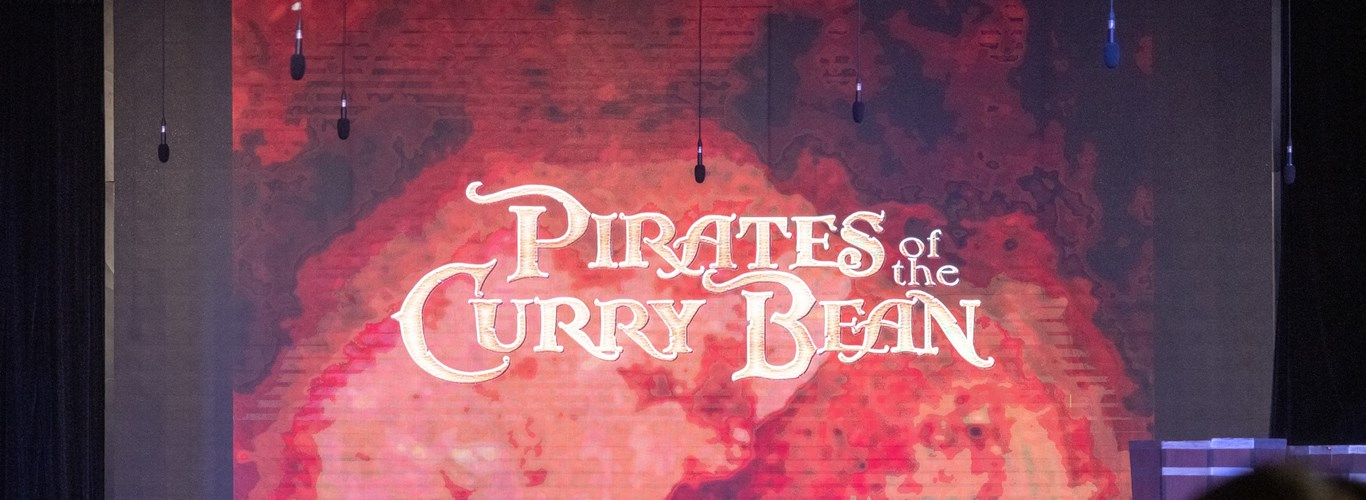 Pirates of Curry Bean 2