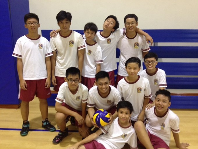 BVIS U19 volleyball
