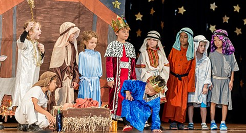 Super Star, A Nativity Musical by Year 1 and Year 2