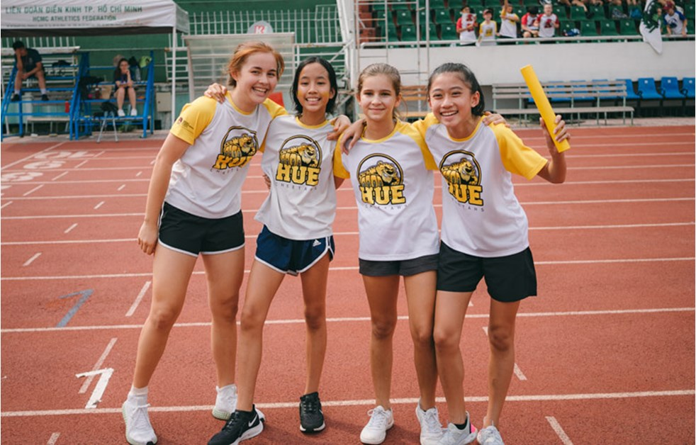 BIS HCMC Secondary Sports Day - Record Breakers