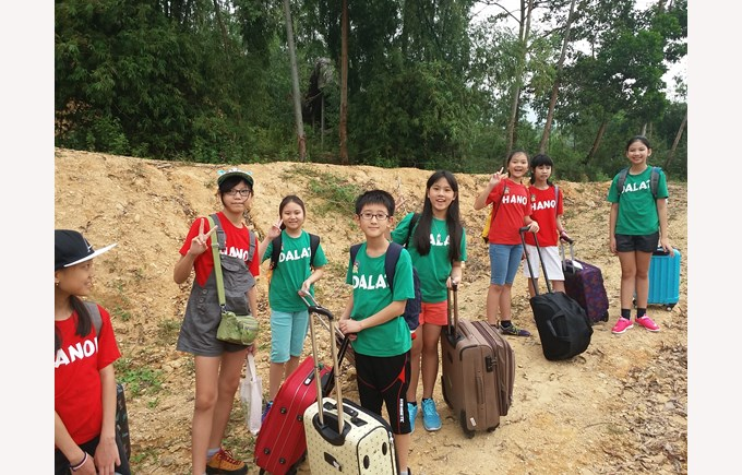 BIS Secondary Year 7 Lavie Vu Linh Expedition