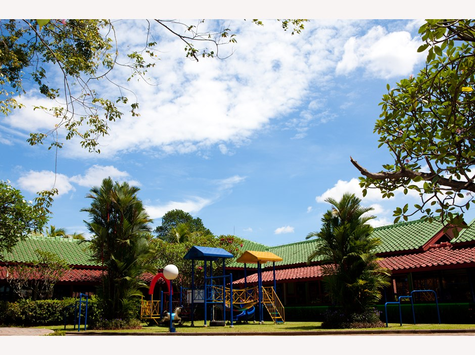 School campus | NIS international school Jakarta