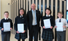Principal's Commendations for students at British School Shanghai