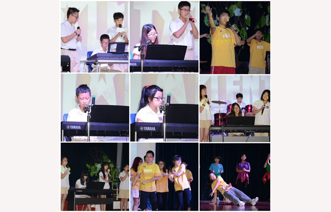 BVIS Has Got Talent 2015 Final