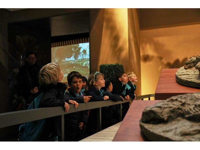 Year 1 Nature Museum Trip