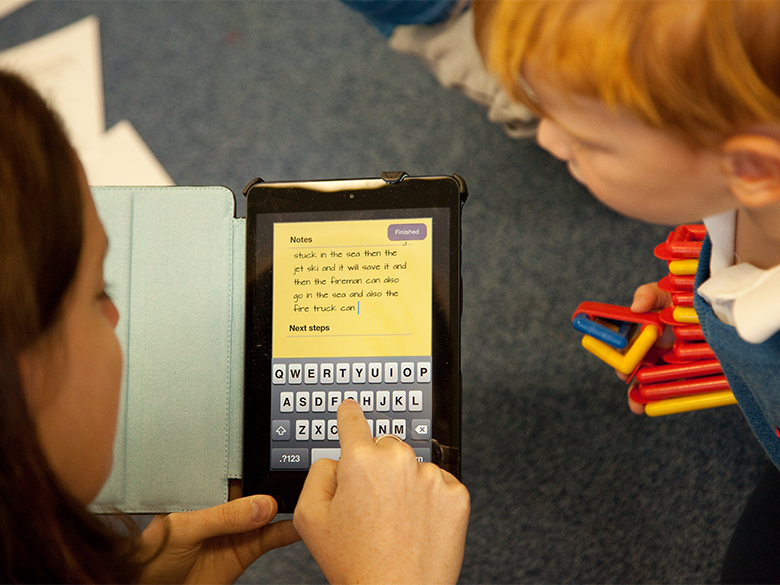 When to get your child a tablet - NAE article