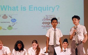 Secondary School Assembly - Enquiry by 10GK