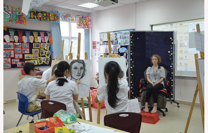 BVIS Hanoi Students Experience Clubs Activities (2)