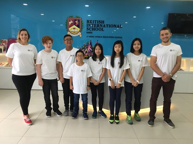 british international school hanoi MUN