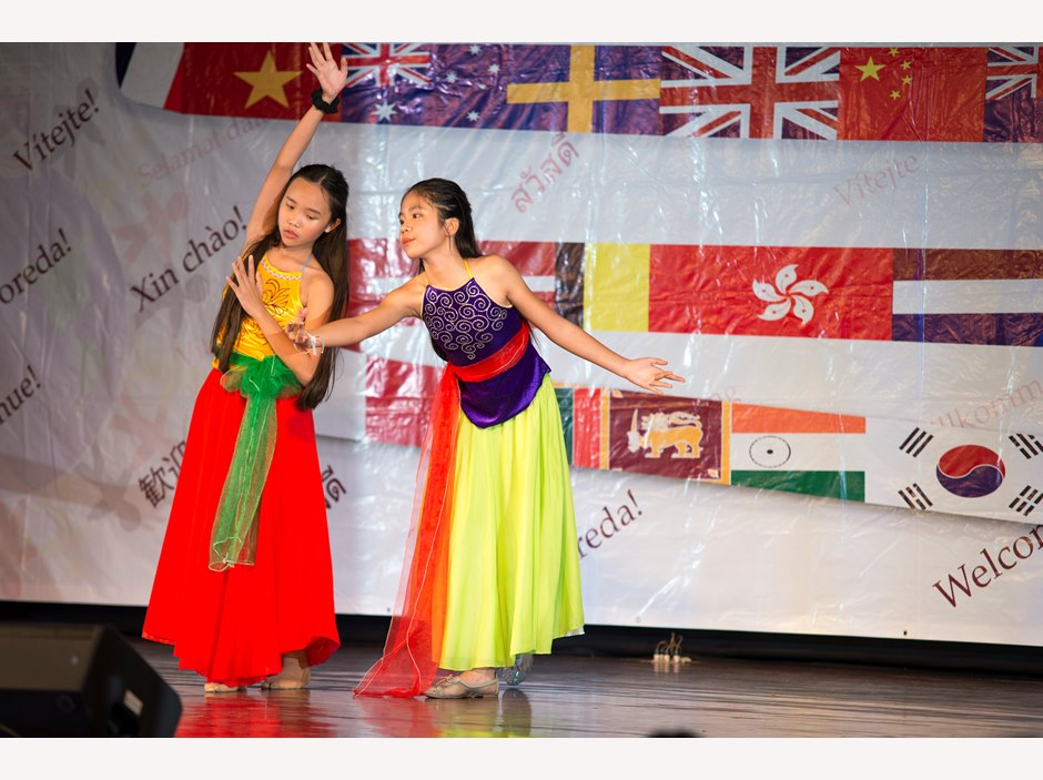 Vietnamese student performace at AP2 International Day 2015