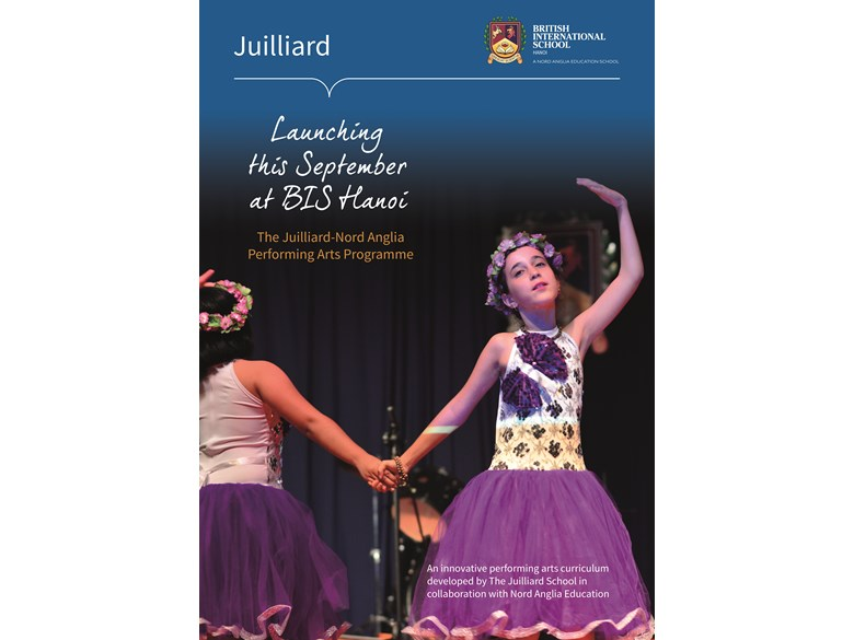 British International School Hanoi Juilliard Performing Arts