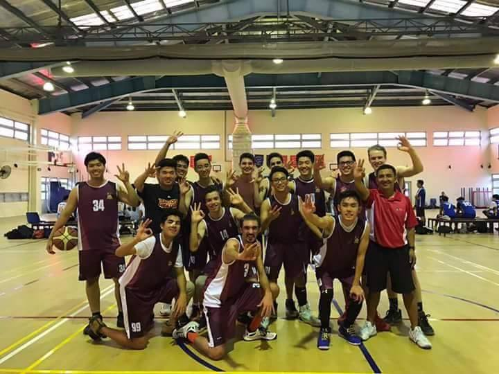 U19s Basketball Boys