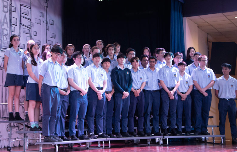 Y13 Assembly - BIS HCMC