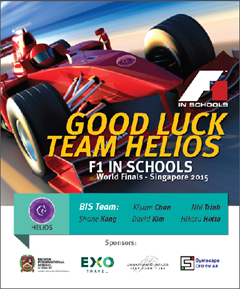 Good Luck Team Helios
