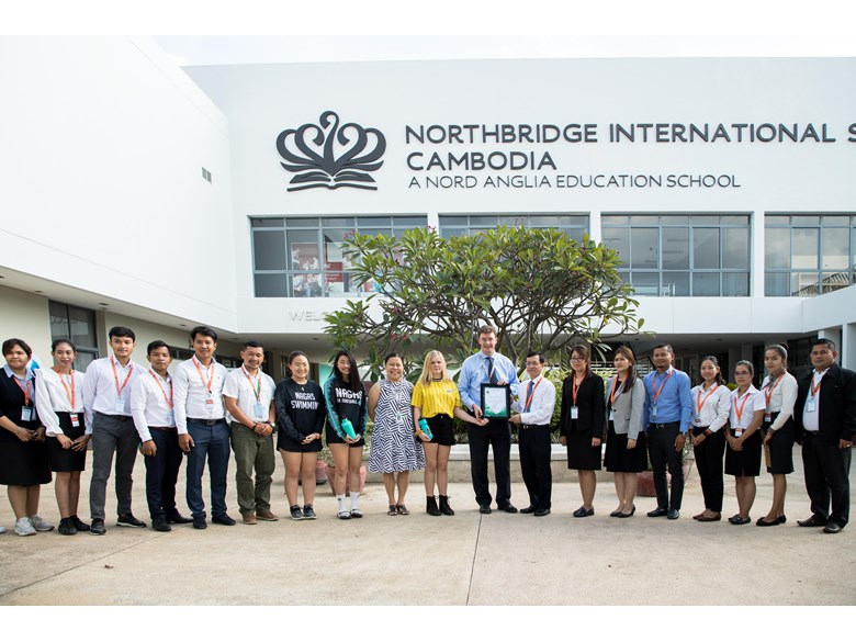 Northbridge International School Cambodia - Environment