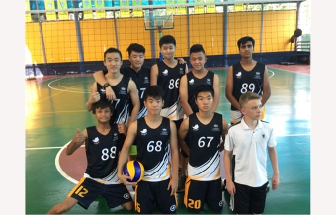 BSG U19s Boys Volleyball