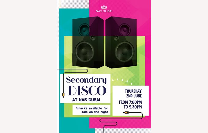 Secondary Disco at NAS Dubai