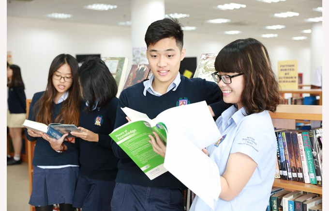 Reading British International School Hanoi