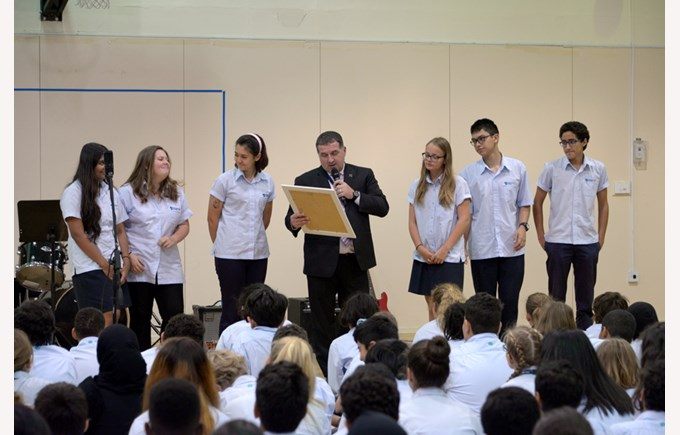 MK Secondary Praise assembly