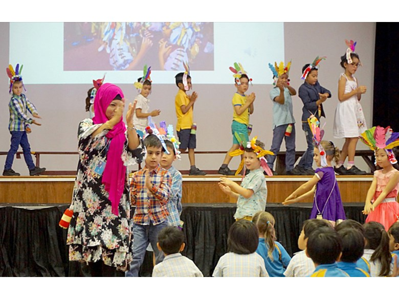 Lower Primary Assembly: Celebrations by 1AS and 1TR