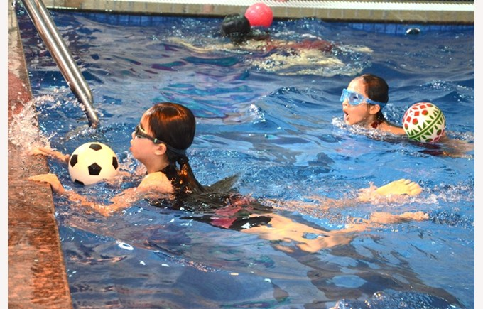 Swimming as a life skill for Primary students (2)
