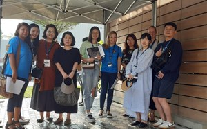 Parent Teacher Bus Tour 2020 - British International School HCMC