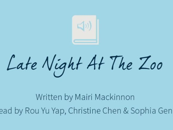 BSG Audiobooks - Late Night At The Zoo