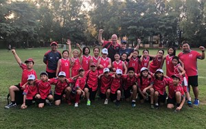 Primary students compete in Nord Anglia Games 2018