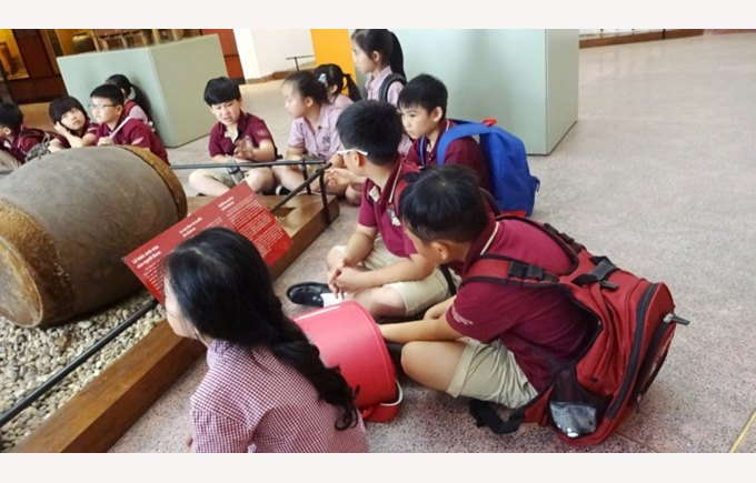 Year 4 museum of Ethnology (4)