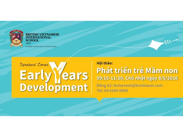 Speakers' Corner: Early Years Development BVIS Hanoi