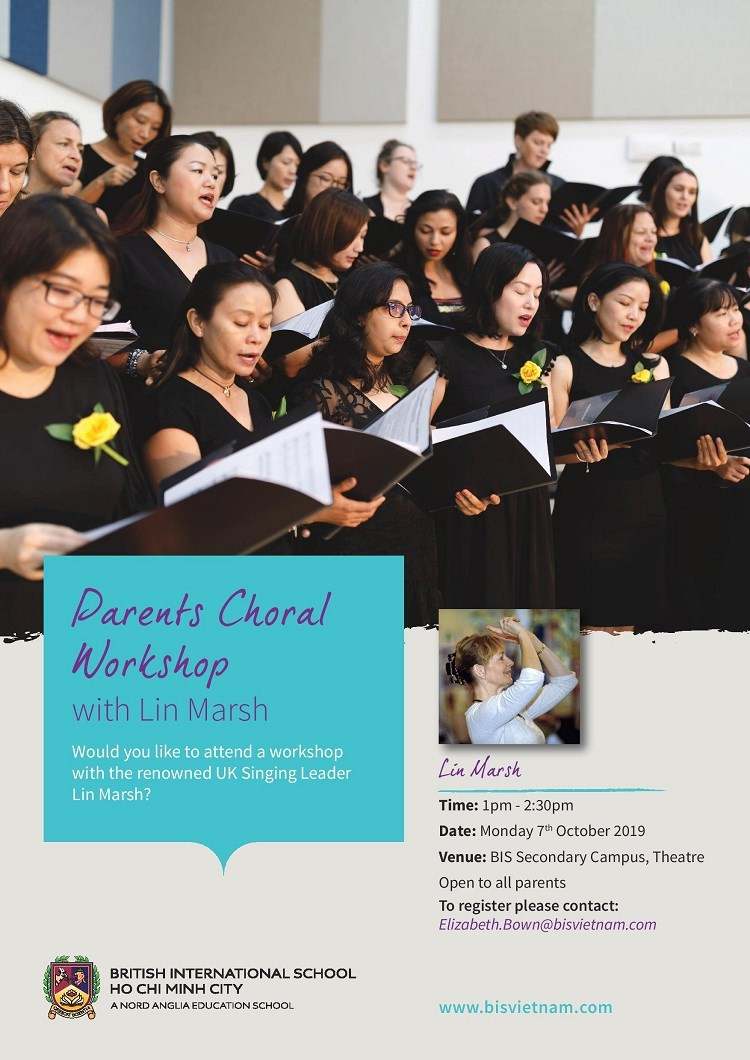 Lin Marsh Choral Day