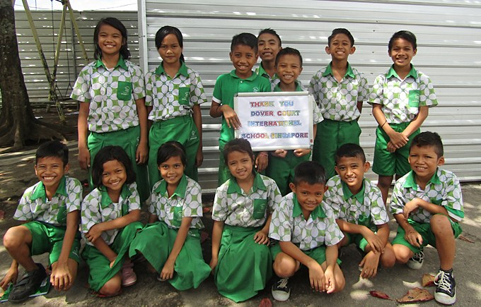 Dover Court Supports Peduli Anak in Lombok