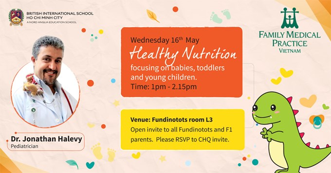 Healthy Nutrition: Family Workshop