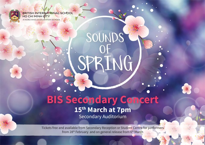 Sounds of Spring Concert