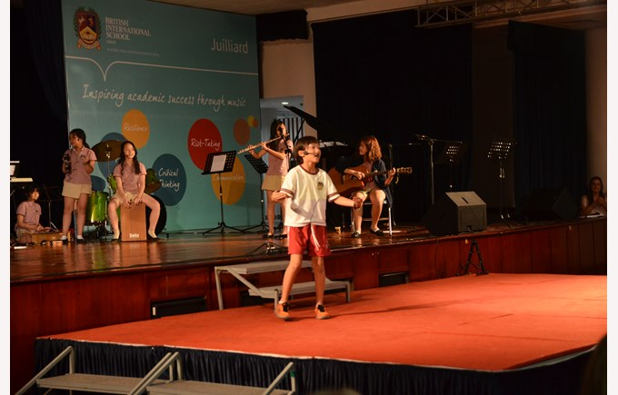 Britist International School Hanoi - ECAs