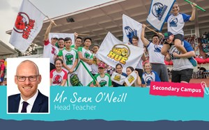 Mr Sean O'Neill - Head Teach, Secondary