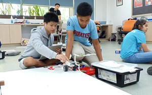 Northbridge International School Cambodia - Robotics