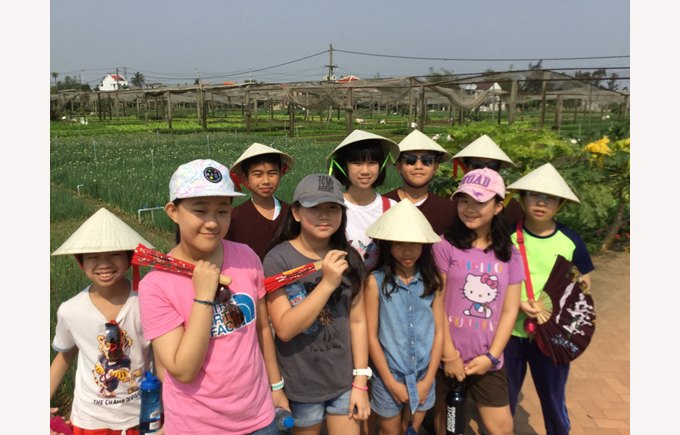 British International School Hanoi - Year 6 Hoi An Trip 2016