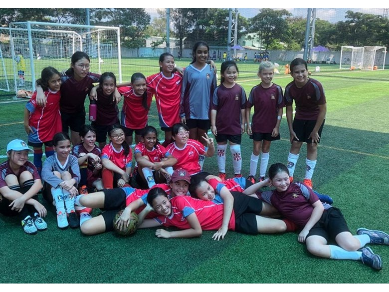 U11 SISAC Girls Football – Pool A (8)