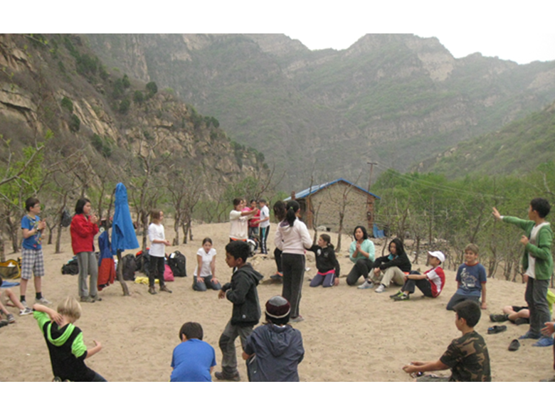 BISS Puxi Year 6 trip to Baihe