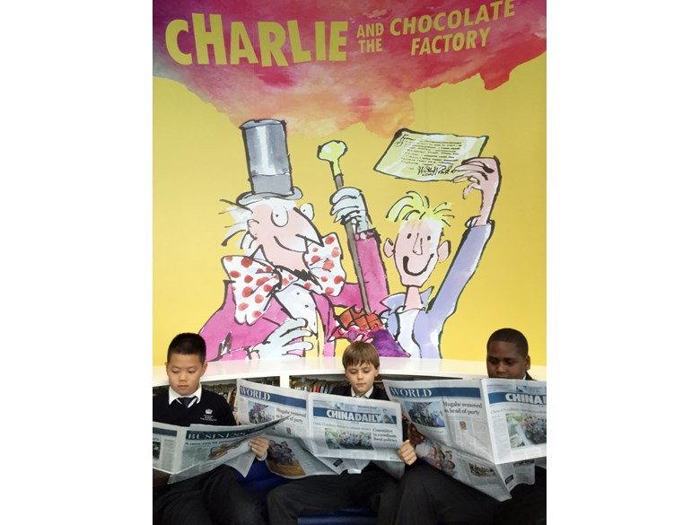 Y5 Hit the Headlines