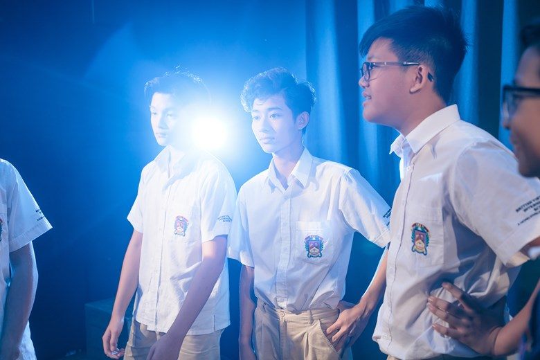 BVIS Secondary Film Competition