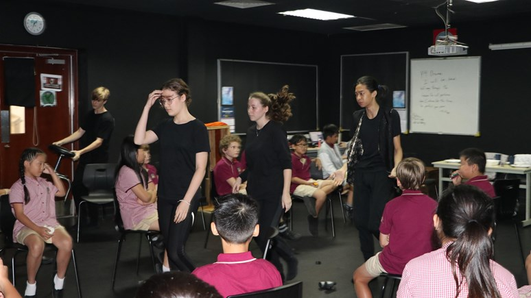 BISHCMC IB Theater Production 2019-2