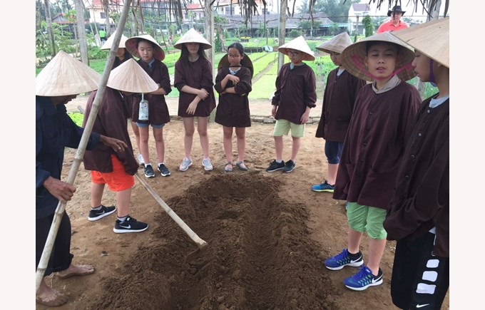 British International School Hanoi Year 6 Hoi An