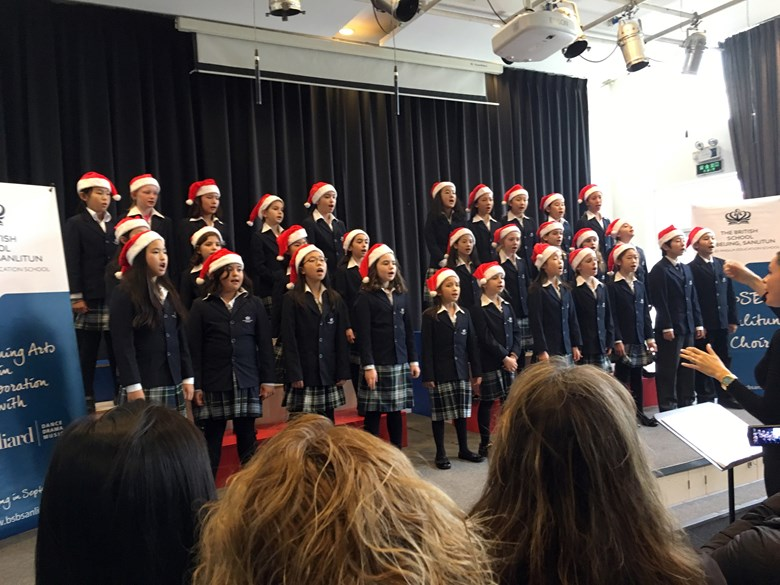 BSB Sanlitun Choir Performance
