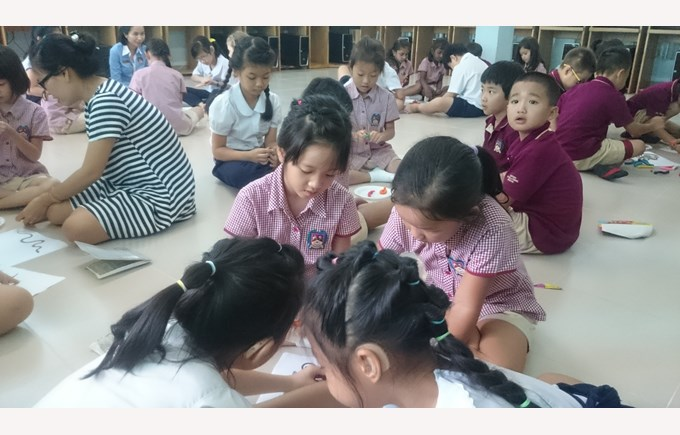 BIS Ho Chi Minh Community Service Year 2 - 2