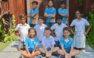 Primary student council KS2 Dover Court International School