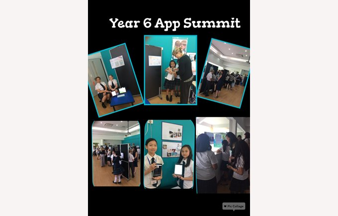Year 6 App Summit