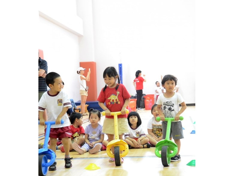 International Early Years School BVIS Hanoi Sports Day (6)