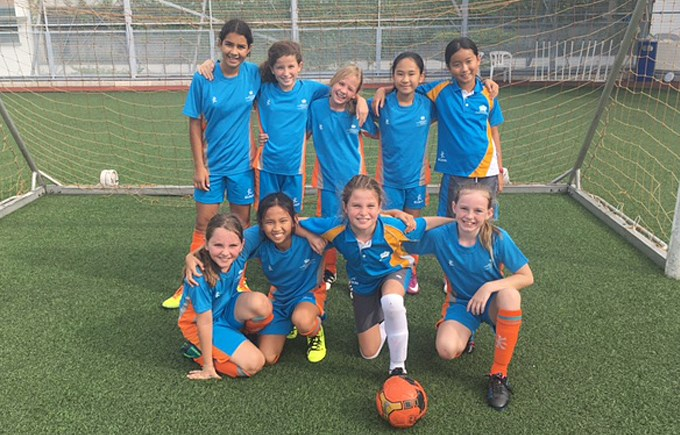 Under 11 Lionesses Strike Again!